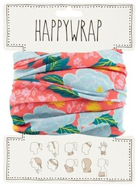 Annabel Trends Pretty Peonies Happywrap