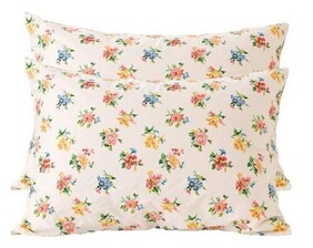 Lazybones Meadow Organic Cotton Pillowcase Set - Standard