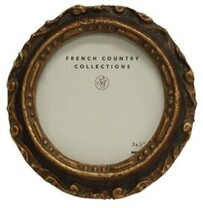 French Country Pere Mini Photo Frame - 2.5x2.5""